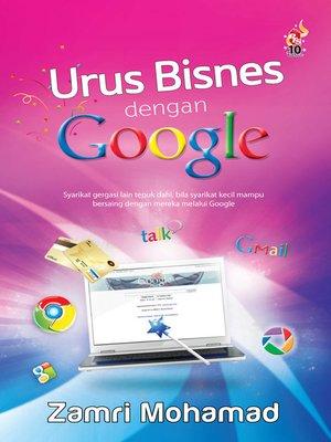 cover image of Urus Bisnes dengan Google