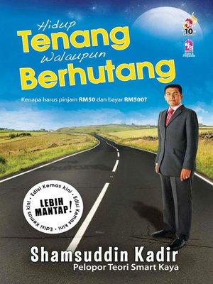cover image of Hidup Tenang Walaupun Berhutang