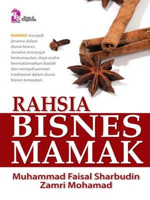 cover image of Rahsia Bisnes Mamak