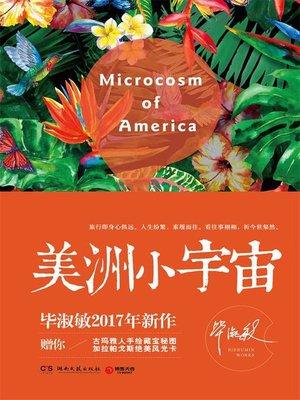 cover image of 美洲小宇宙