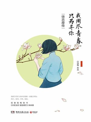 cover image of 我用尽青春,只为寻你