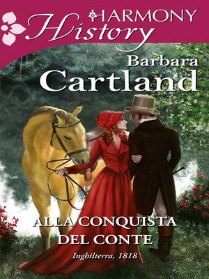 cover image of Alla conquista del conte