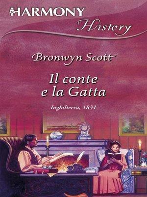 cover image of Il conte e la gatta