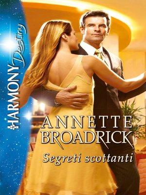 cover image of Segreti scottanti