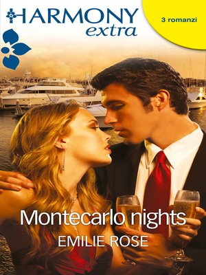 cover image of Montecarlo nights