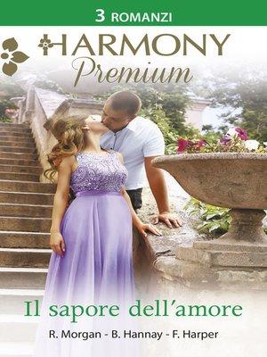 cover image of Il sapore dell'amore