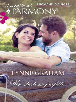 cover image of Un destino perfetto