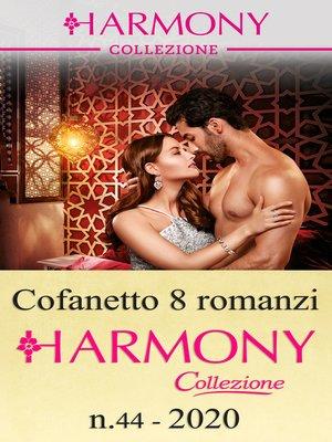 cover image of Cofanetto 8 Harmony Collezione n.44/2020