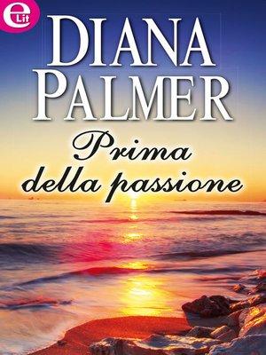 cover image of Prima della passione
