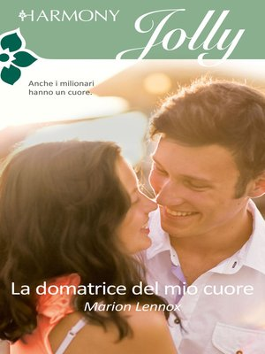 cover image of La domatrice del mio cuore