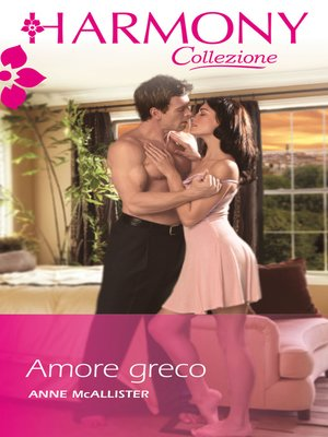cover image of Amore greco