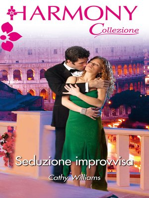 cover image of Seduzione improvvisa