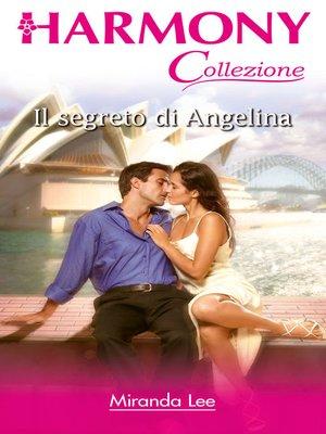 cover image of Il segreto di Angelina