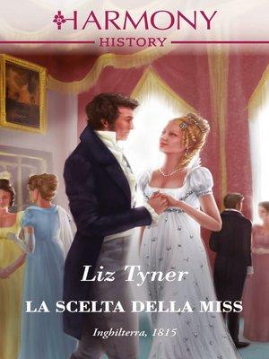 cover image of La scelta della miss