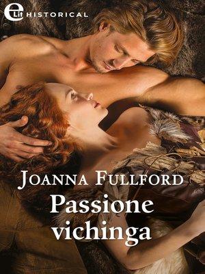 cover image of Passione vichinga