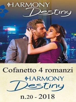 cover image of Cofanetto 4 Harmony Destiny n.20/2018