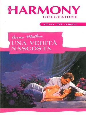 cover image of Una verità nascosta