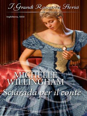 cover image of Sciarada per il conte