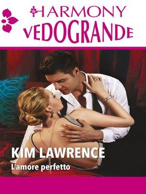 cover image of L'amore perfetto