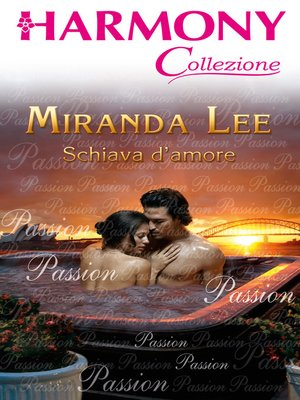cover image of Schiava d'amore