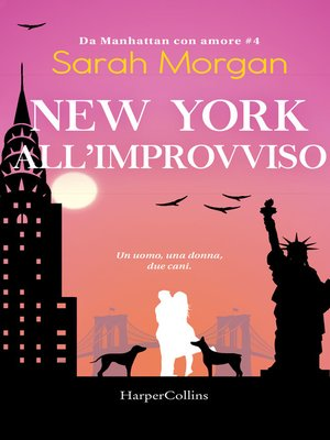 cover image of New York, all'improvviso