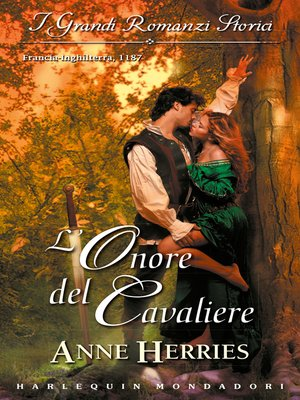 cover image of L'onore del cavaliere