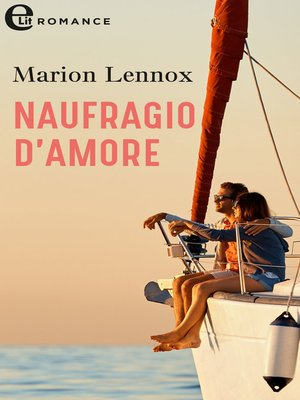 cover image of Naufragio d'amore