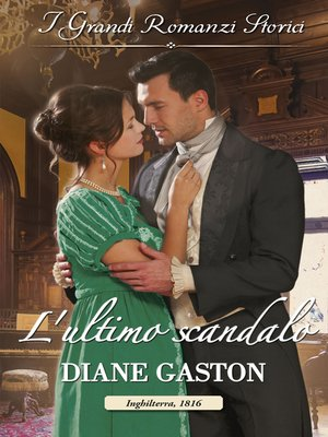 cover image of L'ultimo scandalo