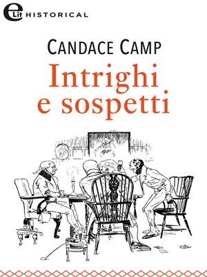 cover image of Intrighi e sospetti