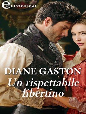 cover image of Un rispettabile libertino