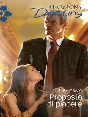cover image of Proposta di piacere