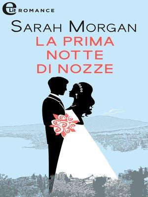 cover image of La prima notte di nozze