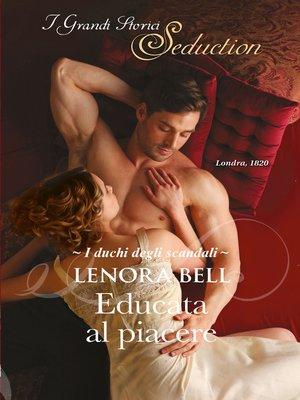 cover image of Educata al piacere