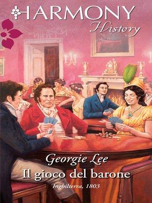cover image of Il gioco del barone