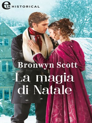 cover image of La magia di Natale