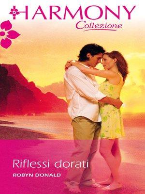 cover image of Riflessi dorati