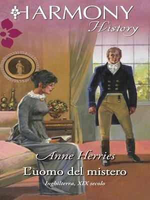 cover image of L'uomo del mistero