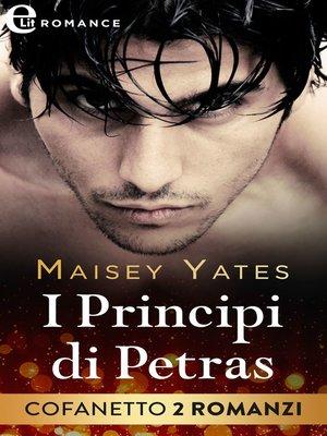 cover image of I principi di Petras