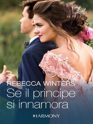 cover image of Se il principe si innamora