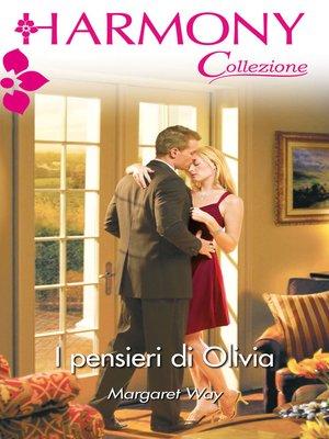 cover image of I pensieri di Olivia