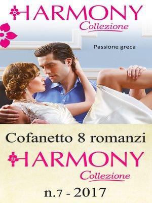 cover image of Cofanetto 8 romanzi Harmony Collezione-7