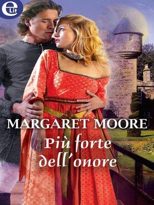 cover image of Più forte dell'onore