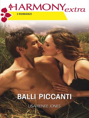 cover image of Balli piccanti
