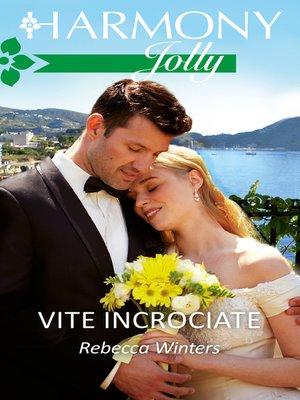 cover image of Vite incrociate