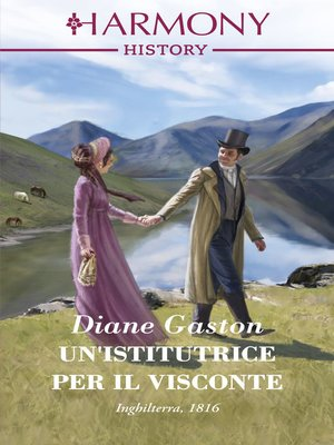 cover image of Un'istitutrice per il visconte