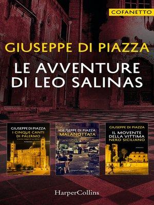 cover image of Le avventure di Leo Salinas   Cofanetto