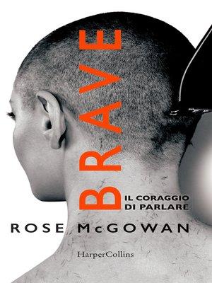 cover image of Brave, il coraggio di parlare