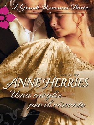 cover image of Una moglie per il visconte