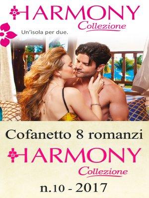 cover image of Cofanetto 8 romanzi Harmony Collezione--10