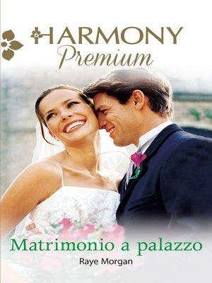 cover image of Matrimonio a palazzo